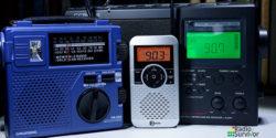 Podcast 84 - Three Radios