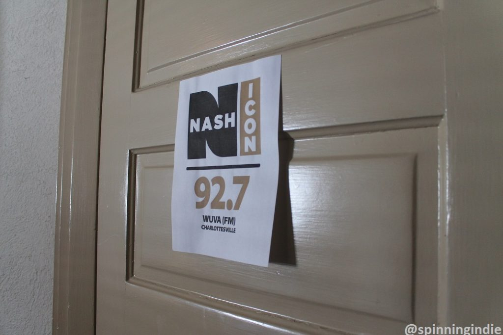 Nash Icon - the most recent WUVA format. Photo: J. Waits