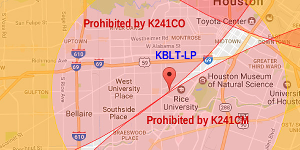 KBLT vs translators map - feature image