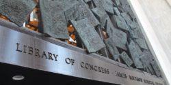 Library of Congress. Photo: J. Waits