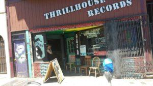 Thrillhouse Records!