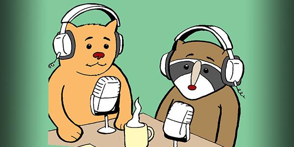 Radio Survivor Cat + Raccoon feature image size
