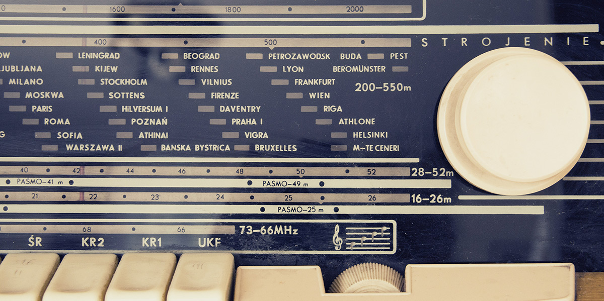 The Shortwave Radio of the Internet: Low Bitrate Streaming