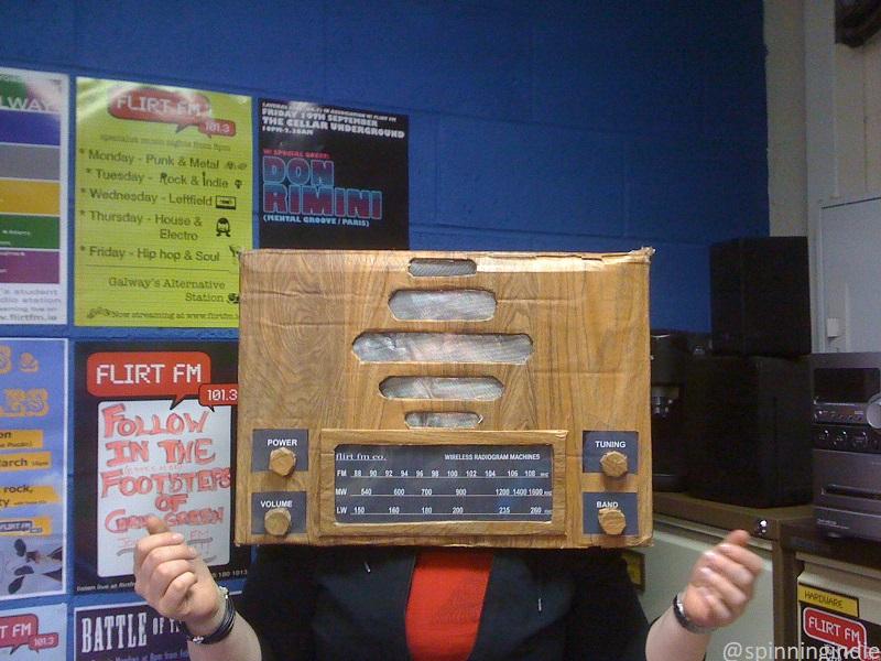Radio Station Tours - Radio Survivor