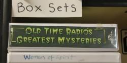 Old time radio. Photo: J. Waits