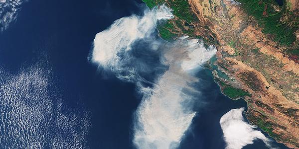 California Fires Satellite Images >> Local Radio's Value Demonstrated During Emergencies - Radio Survivor