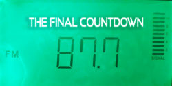 The Final Countdown for Franken FMs